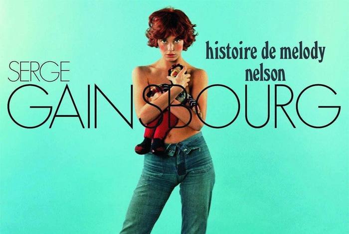 Le temps d'un disque : «Histoire de Melody Nelson»