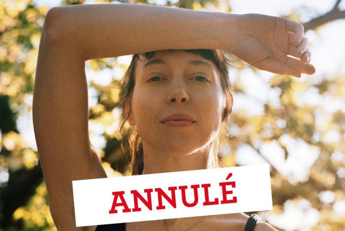 [CORONAVIRUS] Concert JEANNE CHERHAL – ANNULÉ