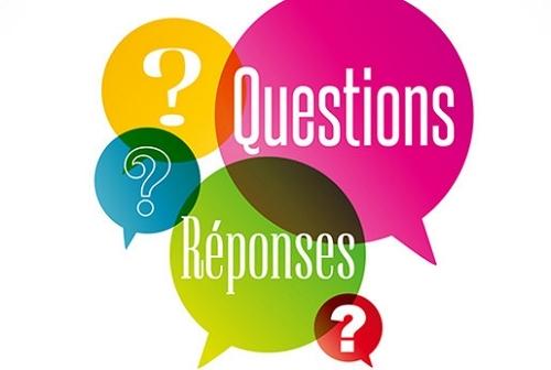 [Contexte Covid-19] : Vos questions-nos réponses