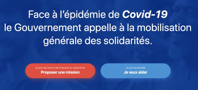 [COVID-19] Devenez bénévoles !