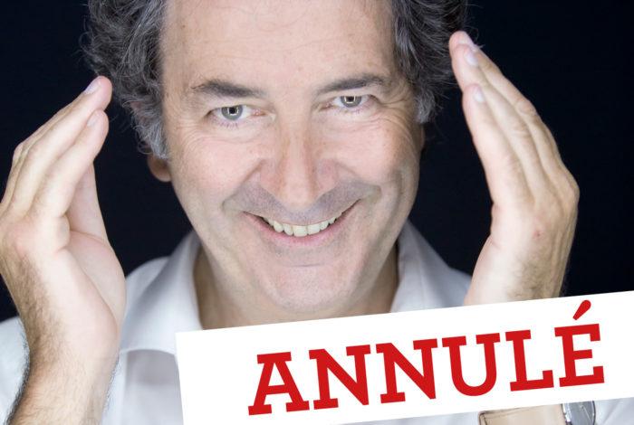 [CORONAVIRUS] Conférence chantée «Tous les marins sont des chanteurs» avec François Morel – ANNULÉ