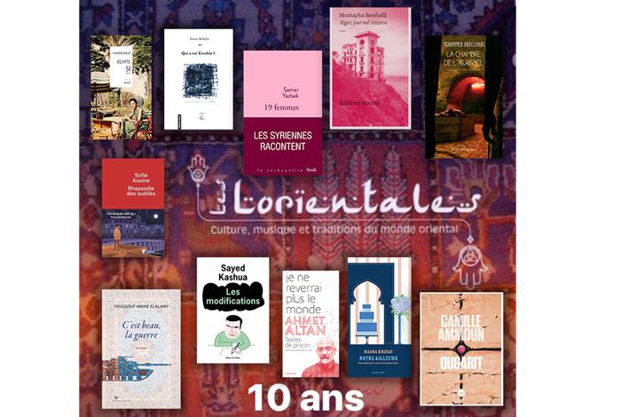 Prix du livre «Les Lorientales 2020»