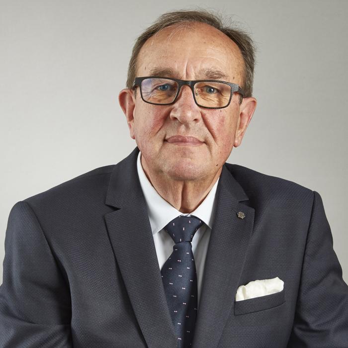 ALLAIN Jean-Pierre- Conseiller délégué aux Relations publiques