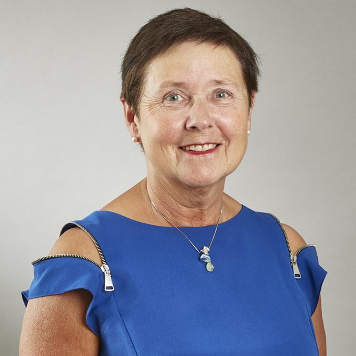 GILLARD Pascale- Conseillère déléguée aux Ressources humaines et finances