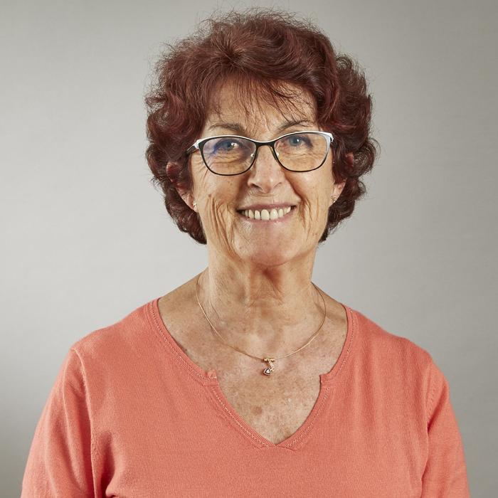 PARA Pierrette- Conseillère déléguée au Handicap et accessibilité