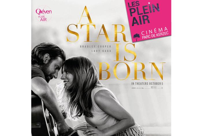 Plein air 2020 : cinéma «A star is born»