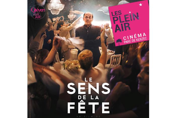 Plein air 2020 : cinéma «Le sens de la fête»