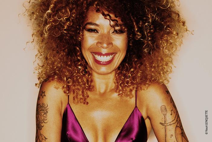 Flavia Coelho + Malikal (1re partie) // Pop Funk — REPORTÉ
