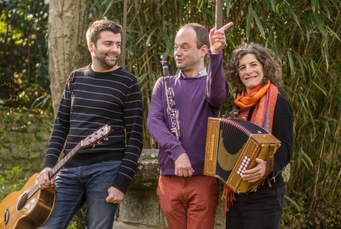 Concert Musique bretonne Spered Kewenn 2020