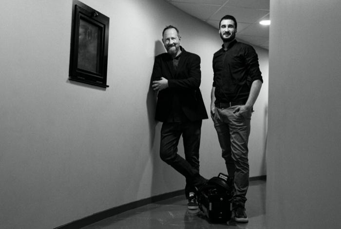 Lorz Landat et Thomas Moisson