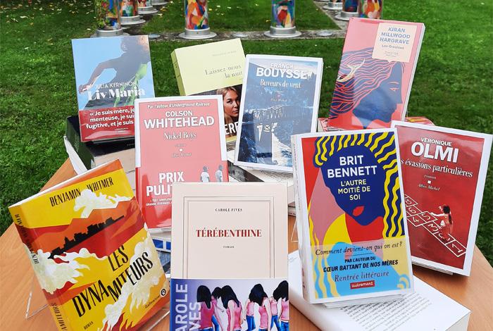 Le Café des livres – 10 octobre 2020