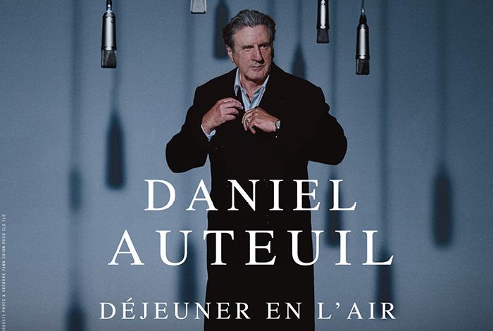 Daniel Auteuil «Déjeuner en l'air» // Chanson