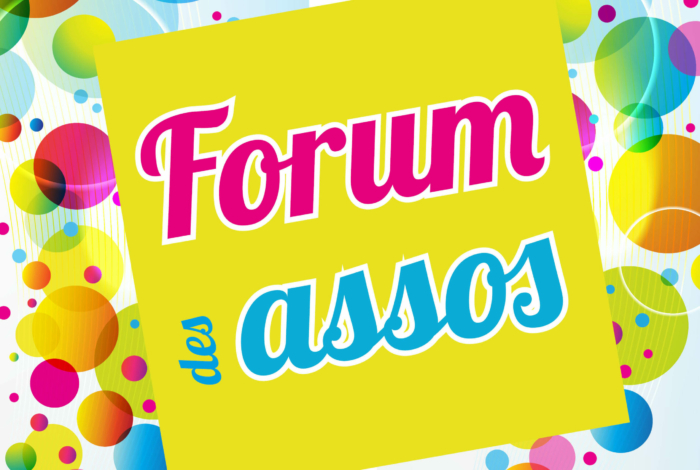 Le Forum des associations aura lieu samedi 5 septembre