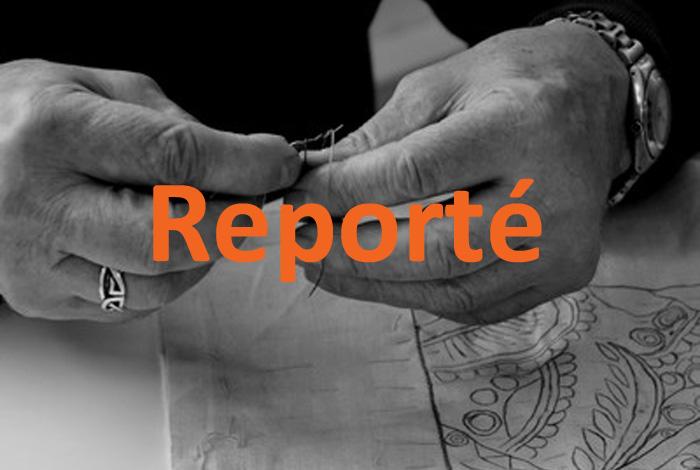 Ateliers de broderie – REPORTE