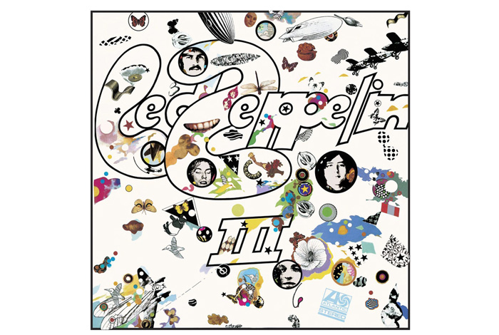 Le temps d'un disque : Led Zeppelin III