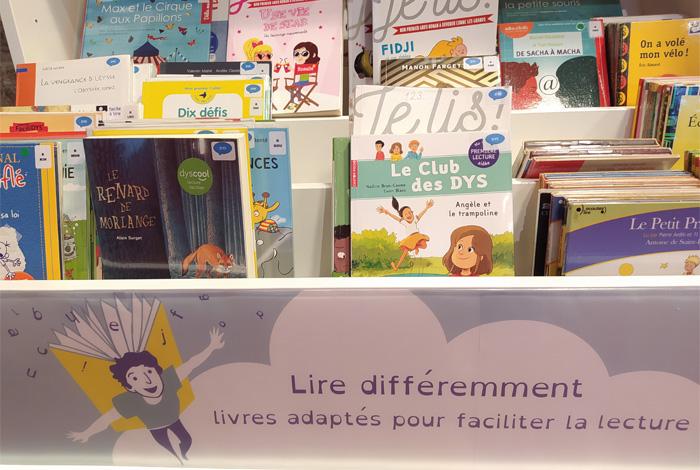 «Lire différemment» pour les enfants