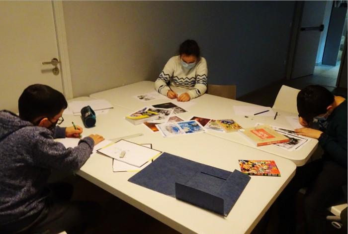 Ateliers Manga