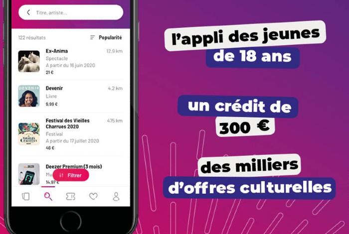 """Réunion d'info spéciale """"Pass culture"""""""
