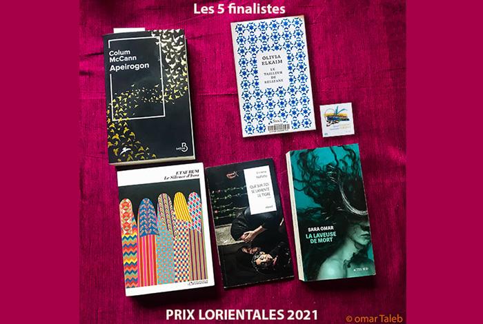 """Prix du livre """"Les Lorientales 2021"""""""