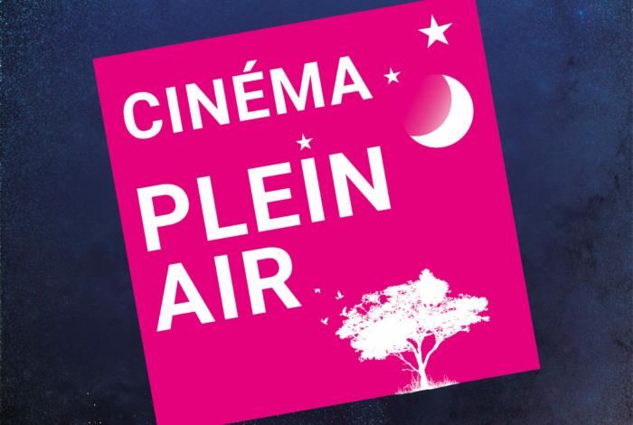 4 soirées Cinéma Plein Air cet été