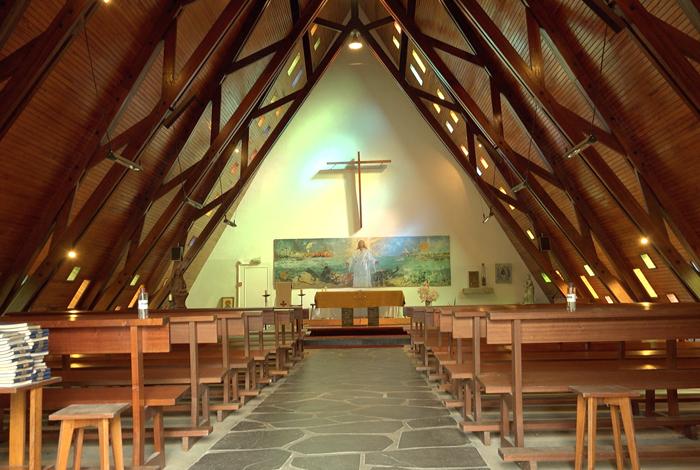 Chapelle de la base
