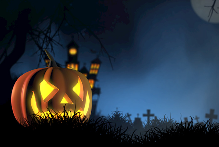 Halloween : petits bricolages, projections, goûter