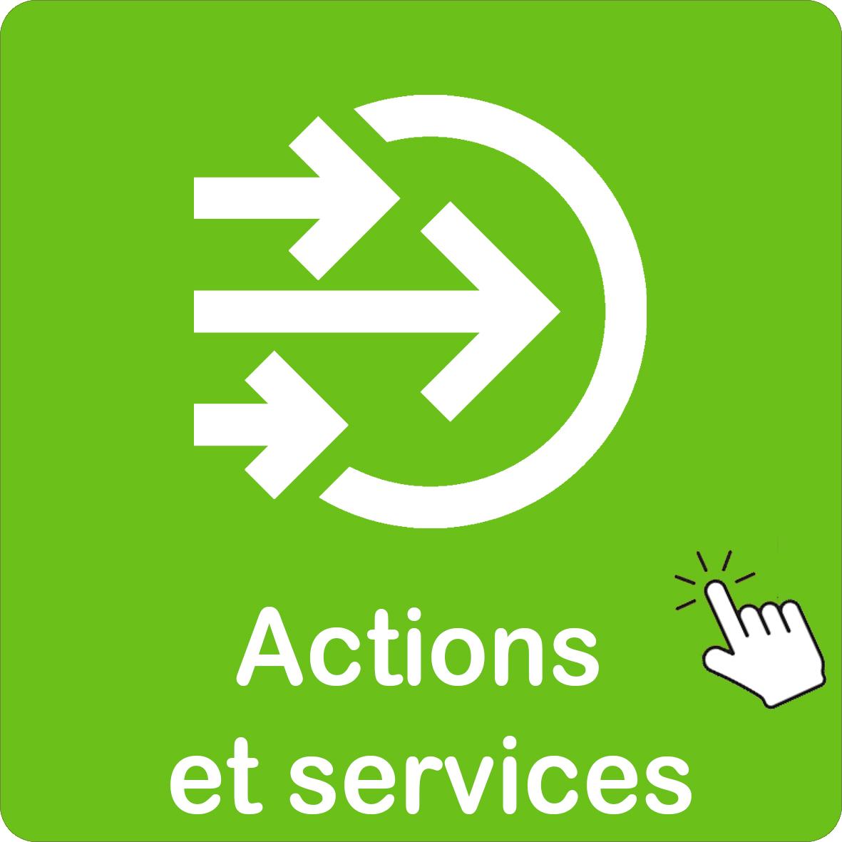 Actions proposées par Le Point Information