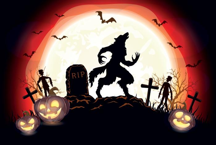 Soirée Jeux d'Halloween
